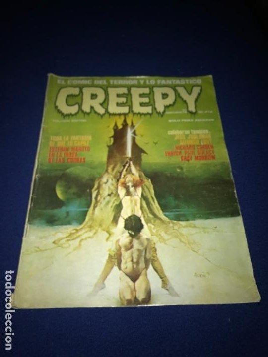 COMIC CREEPY Nº 17 1980 (Tebeos y Comics - Toutain - Creepy)