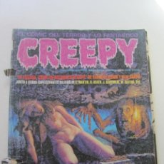 Cómics: CREEPY Nº 3 SEGUNDA EPOCA TOUTAIN CX58. Lote 205367241
