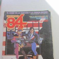 Cómics: ZONA 84 Nº 31 - TOUTAIN CX58. Lote 205368063