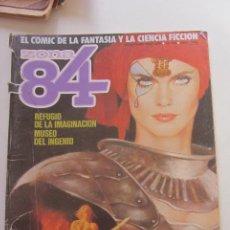 Cómics: ZONA 84 Nº 30 - TOUTAIN CX58. Lote 205368153