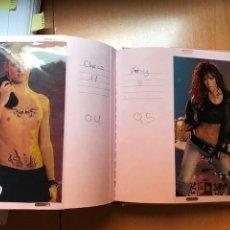 Cómics: ALBUM CON 100 FOTOGRAFIAS DE RBD REBELDE. Lote 222872962