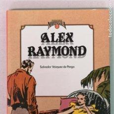 Cómics: ALEX RAYMOND CUANDO EL CÓMIC ES NOSTALGIA TOUTAIN EDITORES. Lote 205544506
