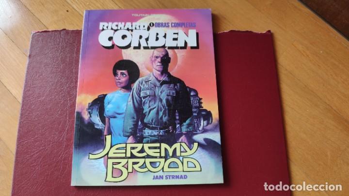 CORBEN. OBRAS COMPLETAS Nº 1 JEREMY BROOD (Tebeos y Comics - Toutain - Obras Completas)