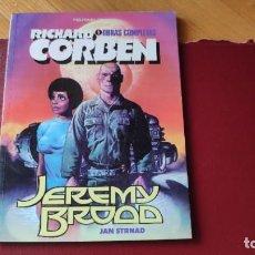 Cómics: CORBEN. OBRAS COMPLETAS Nº 1 JEREMY BROOD. Lote 205588111