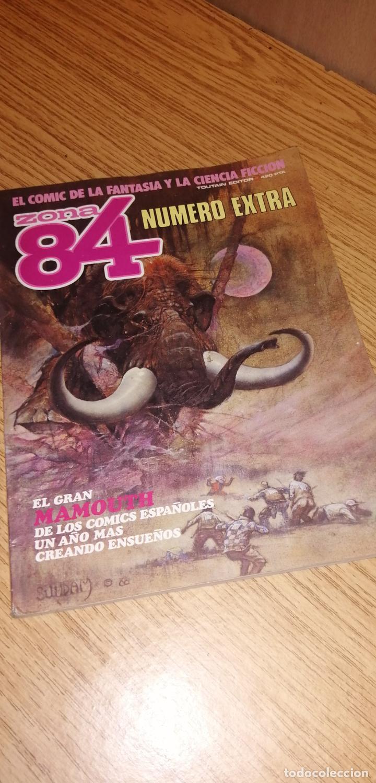 ZONA 84 EXTRA (Tebeos y Comics - Toutain - Zona 84)