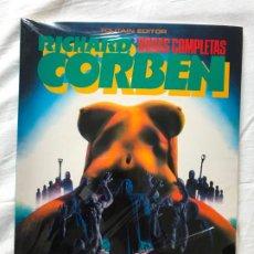 Cómics: OBRAS COMPLETAS DE RICHARD CORBEN Nº 3: UNDERGROUND. NUEVO,SIN ABRIR.. Lote 205737541