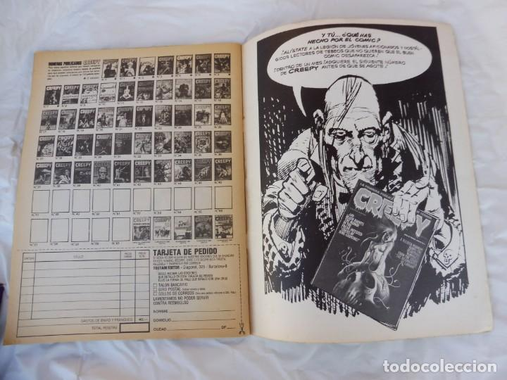 Cómics: Creepy Toutain nº 6 2ª edición - Foto 7 - 205737608