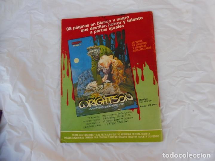 Cómics: Creepy Toutain nº 6 2ª edición - Foto 8 - 205737608