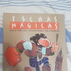 Cómics: COMIC - FECHAS MÁGINAS - EXPO 92. Lote 206260868