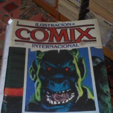 Cómics: * COMIX INTERNACIONAL * TOUTAIN EDITOR 1980 * COMPLETA 70 Nº IMPECABLES *. Lote 206527642