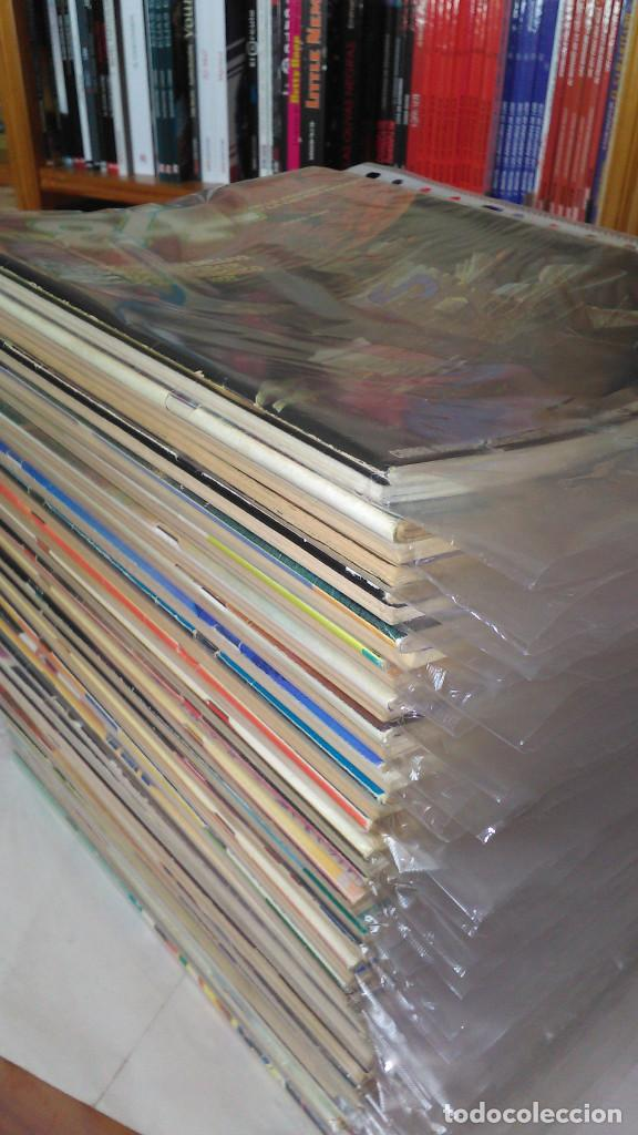 Cómics: * ZONA 84 * TOUTAIN EDITOR 1984 * LOTE DE 63 Nº + ALMANAQUES * IMPECABLES * - Foto 2 - 206537642
