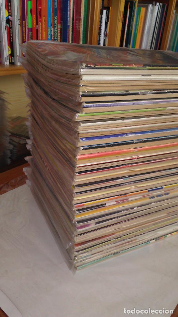 Cómics: * ZONA 84 * TOUTAIN EDITOR 1984 * LOTE DE 63 Nº + ALMANAQUES * IMPECABLES * - Foto 3 - 206537642