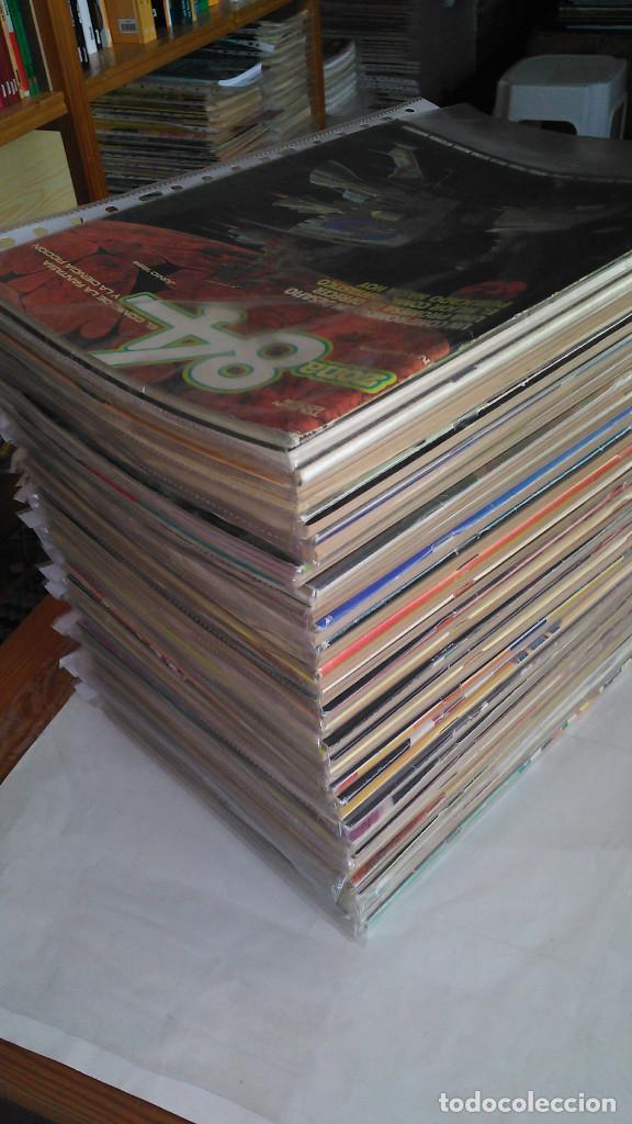 Cómics: * ZONA 84 * TOUTAIN EDITOR 1984 * LOTE DE 63 Nº + ALMANAQUES * IMPECABLES * - Foto 4 - 206537642