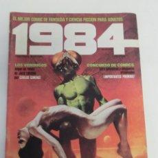 Cómics: COMIC - 1984 - NÚMERO 15 TOUTAIN EDITOR EL COMIC DE LA FANTASÍA Y DE LA CIENCIA FICCIÓN PARA ADULTOS. Lote 207028911