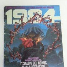Cómics: COMIC - 1984 - Nº 29 - TOUTAIN EDITOR EL COMIC DE LA FANTASÍA Y DE LA CIENCIA FICCIÓN PARA ADULTOS. Lote 207029822