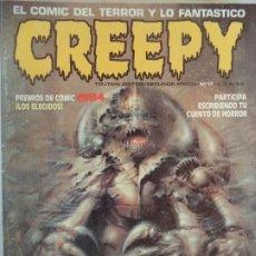 Cómics: CREEPY SEGUNDA EPOCA Nº 17 BUEN ESTADO. Lote 207058146