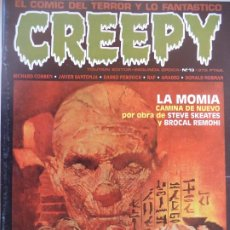 Cómics: CREEPY.SEGUNDA EPOCA Nº 19 BUEN ESTADO. Lote 207058465