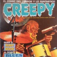 Cómics: CREEPY SEGUNDA EPOCA Nº 9 BUEN ESTADO. Lote 207060156