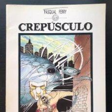 Cómics: CREPÚSCULO PASQUAL FERRY TOUTAIN EDITOR - VER FOTOS. Lote 207075110