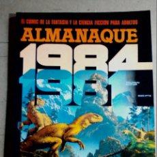 Cómics: COMICS 1984 ALMANAQUE 1981. Lote 207191257