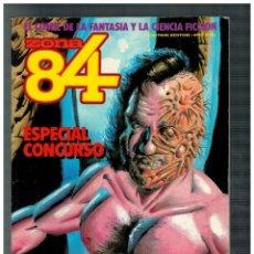 Fumetti: ZONA 84. ESPECIAL CONCURSO. EDICIÓN CONJUNTA CON TOTEM EL COMIX.. Lote 207225216