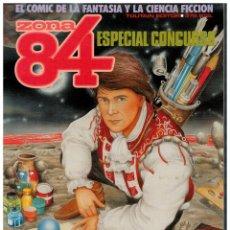 Cómics: ZONA 84. ESPECIAL CONCURSO. EDICIÓN CONJUNTA CON TOTEM EL COMIX.. Lote 207225392
