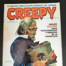 Cómics: CREEPY (1979, TOUTAIN) 0 · III-1979 · CREEPY. Lote 207481251