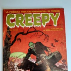 Cómics: CREEPY (1979, TOUTAIN) 2 · 1979 · CREEPY. Lote 207483113