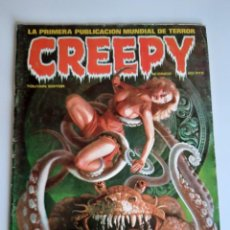 Cómics: CREEPY (1979, TOUTAIN) 5 · 1979 · CREEPY. Lote 207514776