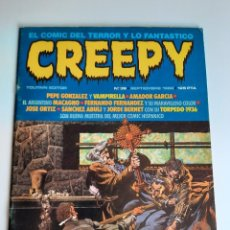 Cómics: CREEPY (1979, TOUTAIN) 39 · IX-1982 · CREEPY. Lote 207546716