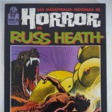 Fumetti: LAS MAGISTRALES HISTORIAS DE HORROR DE RUSS HEARTH/JOYAS DE CREEPY-TERROR/TOUTAIN-MBE¡¡¡¡¡¡¡¡¡.. Lote 207800447