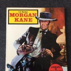 Cómics: MORGAN KANE - US MARSHAL - 1ª EDICIÓN - TOUTAIN - 1974 - ¡NUEVO!. Lote 207881741