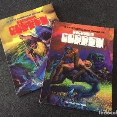 Comics : EL EXTRAORDINARIO MUNDO DE RICHARD CORBEN COMPLETA 2 TOMOS - TOUTAIN - 1977 - ¡NUEVA!. Lote 207941840