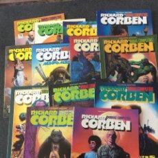 Comics : OBRAS COMPLETAS - RICHARD CORBEN - COMPLETA 13 TOMOS - 1ª EDICIÓN - TOUTAIN / ZINCO - 1984 - ¡NUEVA!. Lote 207942753
