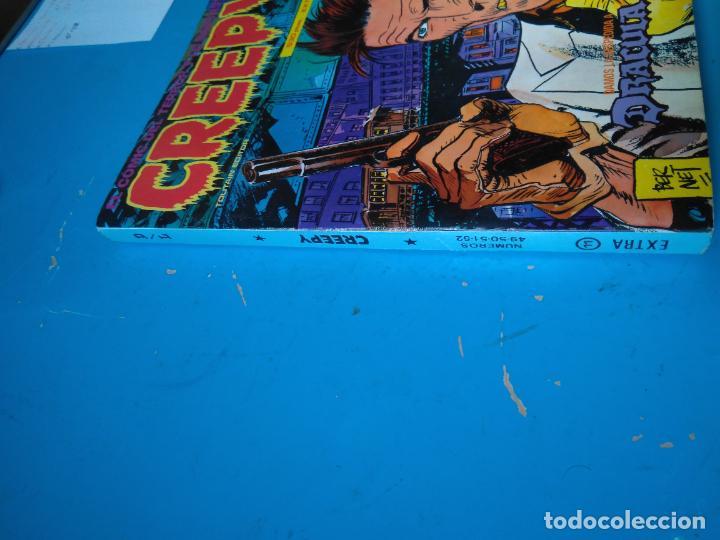 Cómics: CREEPY - EXTRA Nº11 - RETAPADO INCLUYENDO LOS NUMEROS 49, EXTRA 50, 51 Y 52 - Foto 2 - 207989188