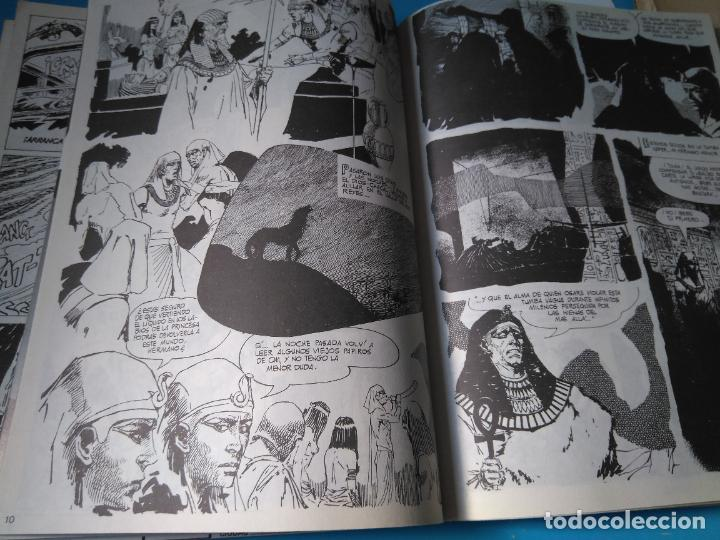 Cómics: CREEPY - EXTRA Nº11 - RETAPADO INCLUYENDO LOS NUMEROS 49, EXTRA 50, 51 Y 52 - Foto 4 - 207989188