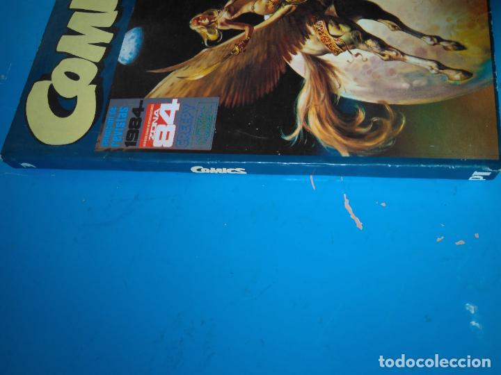 Cómics: COMICS PT 3 - RETAPADO INCLUYENDO ALMANAQUE 1984 (1983) - 1984 ESPECIAL CONCURSO - ZONA 84 Nº53 - Foto 2 - 207989557