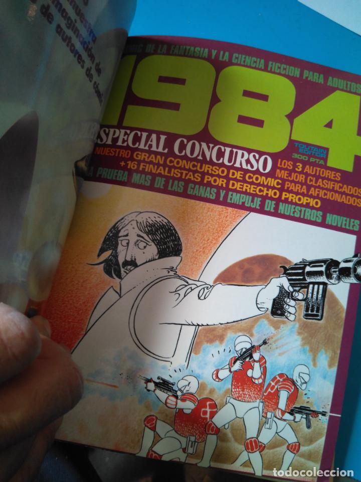 Cómics: COMICS PT 3 - RETAPADO INCLUYENDO ALMANAQUE 1984 (1983) - 1984 ESPECIAL CONCURSO - ZONA 84 Nº53 - Foto 4 - 207989557