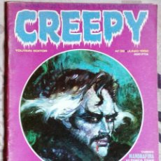 Cómics: CREEPY N°36 - TOUTAIN - COMIC TERROR.. Lote 208009488