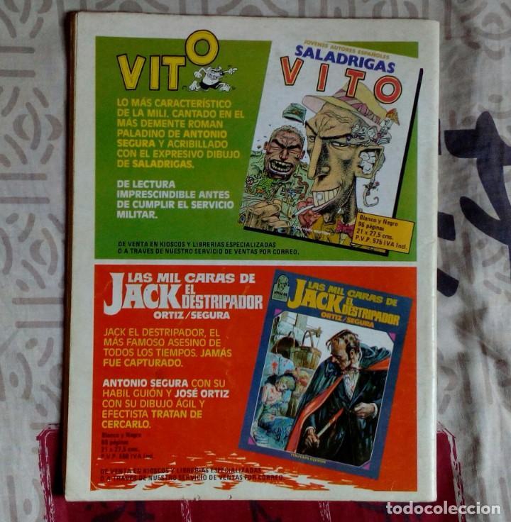 Cómics: Creepy n°53 - Toutain - Comic Terror. - Foto 2 - 208010423
