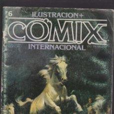 Comics: ILUSTRACION + COMIX INTERNACIONAL - Nº 6 - TOUTAIN -. Lote 208051176