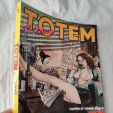 Cómics: RETAPADO TOTEM EL COMIX INCLUYE NUMEROS 37 38 39 - 37/39 TOCHO - CON PORTADAS - BUEN ESTADO. Lote 208071127