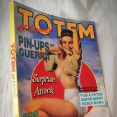 Cómics: RETAPADO TOTEM EL COMIX INCLUYE NUMEROS 40 41 42 - 40/42 TOCHO - CON PORTADAS - BUEN ESTADO. Lote 208073276