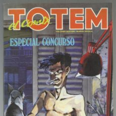 Cómics: TOTEM EL COMIX + ZONA 84 ESPECIAL CONCURSO. COMIC AFICIONADOS ESPAÑOL. TOUTAIN EDITOR, 1988. Lote 208154850