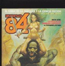 Cómics: ZONA 84 ZONA84 - Nº 60 DE 96 - V-1989 - TOUTAIN -. Lote 208313906