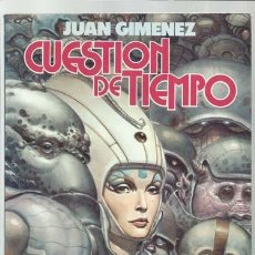 Cómics: CUESTIÓN DE TIEMPO, 1985, TOUTAIN, MUY BUEN ESTADO. Lote 252896990