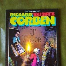 Cómics: RICHARD CORBEN - LA CAÍDA DE LA CASA USHER (Nº4). Lote 208394313