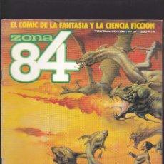 Cómics: ZONA 84 ZONA84 - Nº 57 DE 96 - II-1989 - TOUTAIN -. Lote 208424437