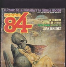 Cómics: ZONA 84 ZONA84 - Nº 43 DE 96 - XII-1987 - TOUTAIN -. Lote 208425795