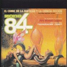 Cómics: ZONA 84 ZONA84 - Nº 34 DE 96 - III-1987 - TOUTAIN -. Lote 208426153